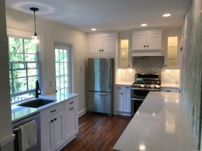 Small Kitchen Remodel in Haddonfield NJ