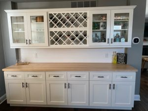 Custom Dining Room Cabinetry in Swedesboro