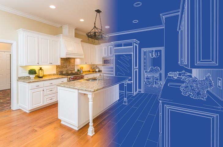 Cabinet Layout & Appliances