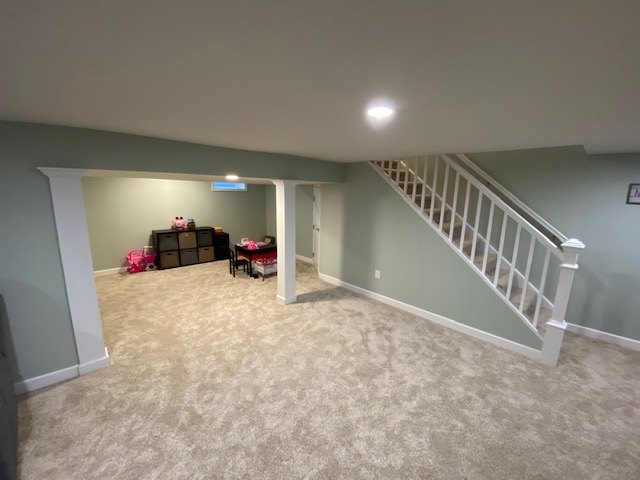 South Jersey Finished Basement Contractors Ideal Remodeling South Jersey Remodeling